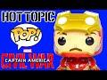 EXCLUSIVE Iron Man Hot Topic Funko POP! Captain America Civil War Bobblehead Review