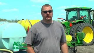 AGam in Kansas - Dustin Conrad, Corn Planting - April 28, 2016