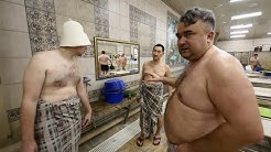 "Public Bath House. ""Real Russia"""