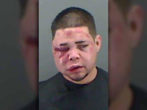 Thief Gets His Ass Kicked & Gun Taken Away By Longview, Tx Homeowner (2016 News Report)