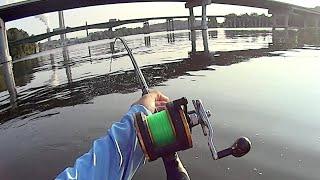 Clinch River Catfishing
