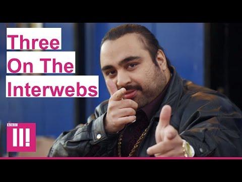 Chabuddy G Explains BBC Three Moving to the Interwebs