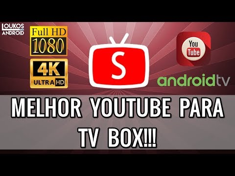 YouTube For Android TV 2.02.14 APK