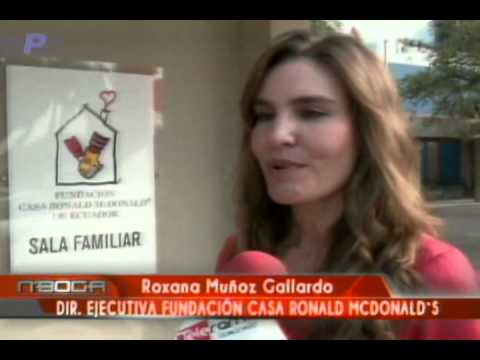 Fundación Casa Ronald McDonald´s y Casa Grande agasajaron a mamá