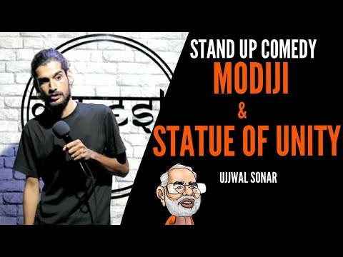 Modiji and Statue of Unity     Election 2019    Stand up comedy by Ujjwal Sonar