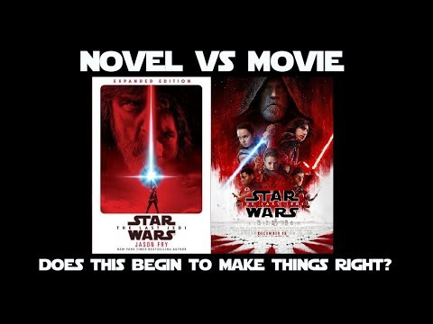 The Last Jedi Expanded Edition Novel: How does it compare to the movie?