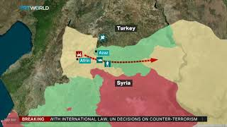 A quick overview of Turkey's military operation in Syria