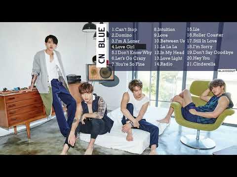 CN BLUE BEST SONG