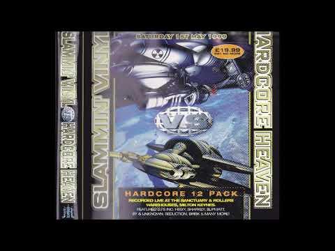 DJ Sharkey Hardcore Heaven vs Slammin Vinyl - The Rematch 1999