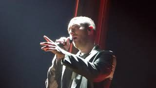 Sam Smith 'Palace' live - Birmingham 04.04.18 HD