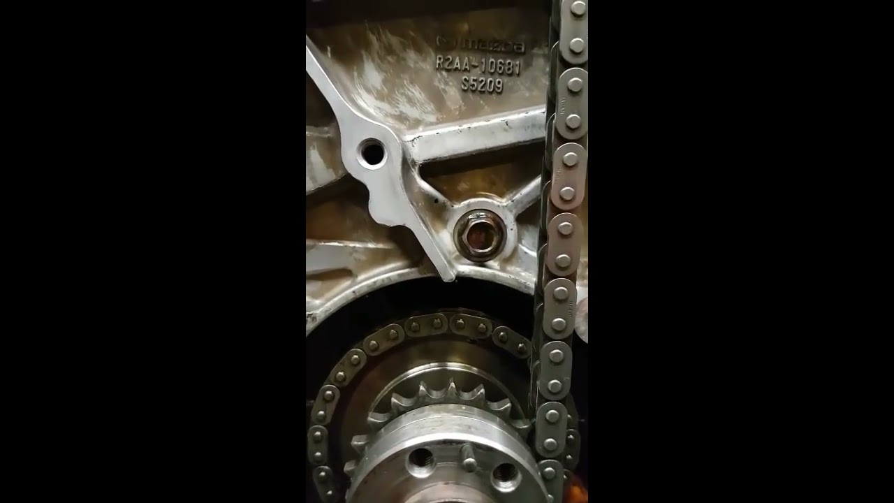 2008 Mazda 6 Timing Belt Or Chain