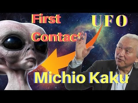 Michio KaKu Art Bell Interview UFO Ancient Aliens First Cont