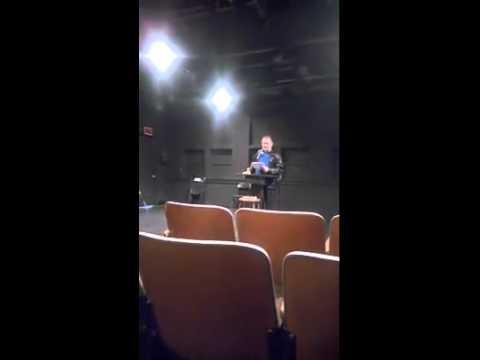 Kleft Jaw: Gabriel Ricard at Beyond Baroque