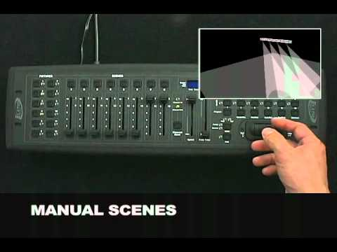 Elation Professional - DMX Operator 192 - HOW TO