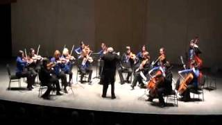 Dvorak: Serenade for strings, 4th movement / Rachlevsky • Chamber Orchestra Kremlin
