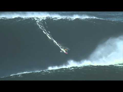 Garrett McNamara Breaks Big Wave World Record