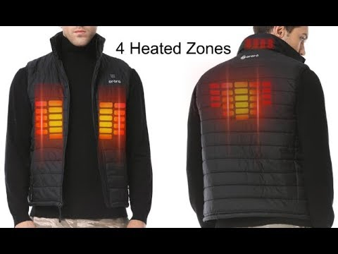 The Best ARRIS Heated Vest Review REAL