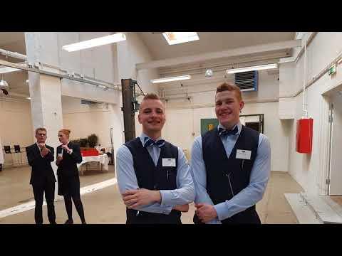 Norræna nemakeppnin í Kaupmannahöfn 2018