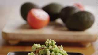 How To Make Avocado And Black-eyed-pea Salsa