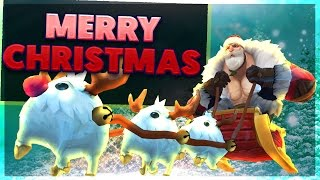 BRAUM SPECIAL CHRISTMAS GIVEAWAY | BRAUM SUPPORT | BunnyFuFuu