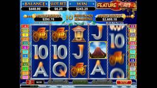 Vulcan Slot RTG - 7405.75$ BIG WIN!(BIG win on RTG's Vulcan slot with BIG multiplier!, 2015-10-05T18:17:48.000Z)