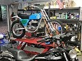 No Work All Play Sneak Peek 1974 Bultaco Pursang Happy Holidays!