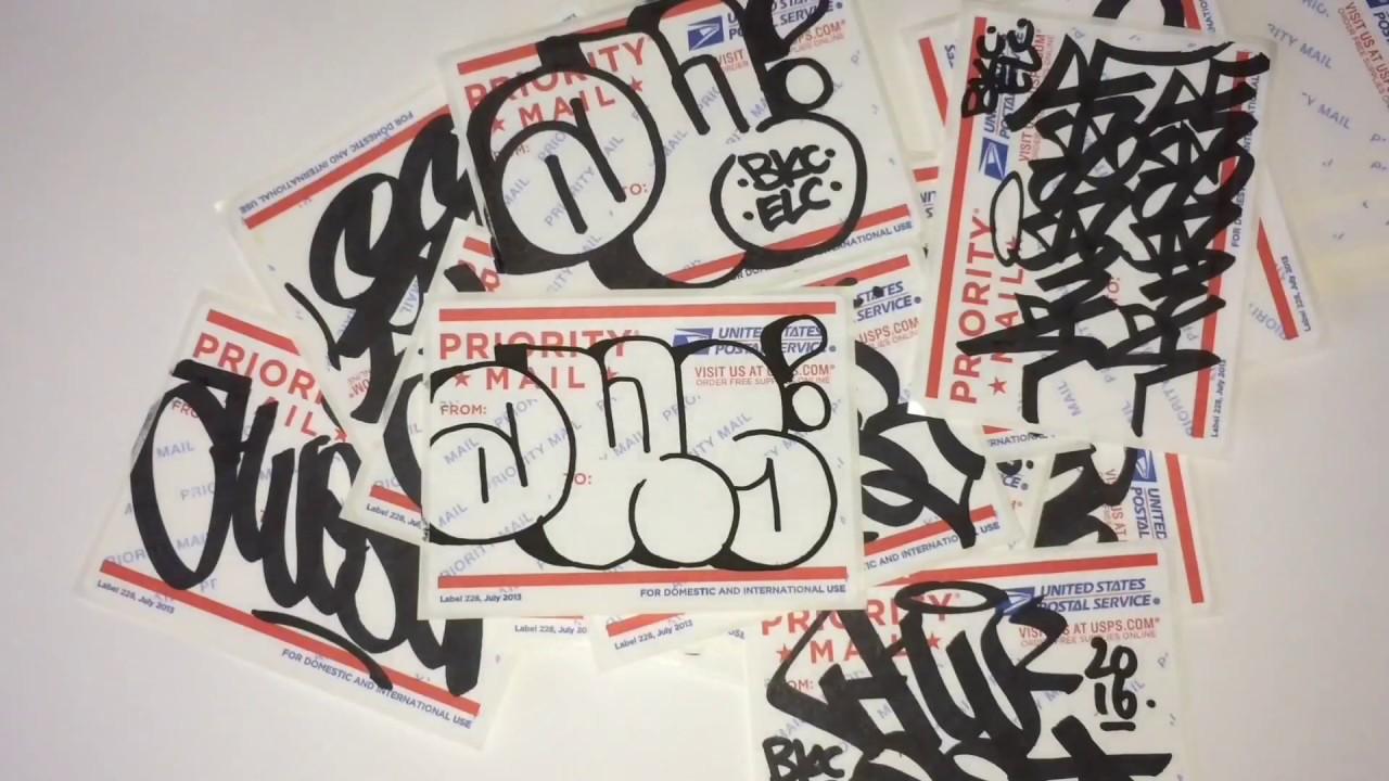 Stickers For Graffiti
