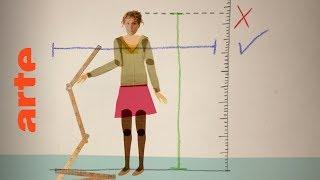 Körpermerkmale: Warum denn so negativ? | Karambolage | ARTE