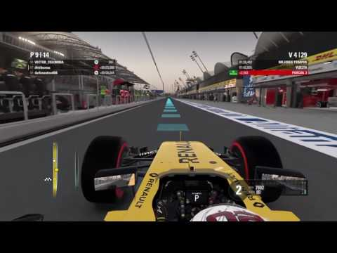 2. Bahrein - 1Torneo F1 ps4 Colombia