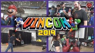 Vincon 2019 – Colorado's Annual Video Game Convention Ft. Dubiousgamingonline | Nefarious Wes