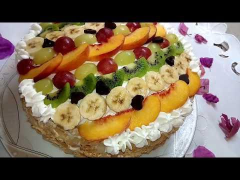 gâteau-aux-fruits-(tutti-frutti)-super-bon-خبزة-قاطو-الفواكه
