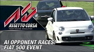 Assetto Corsa Early Access - AI Opponent Race Update!
