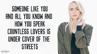 Madilyn Bailey - Use Somebody (Lyrics)