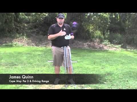 Driving Range Drills to Improve your Golf Swing