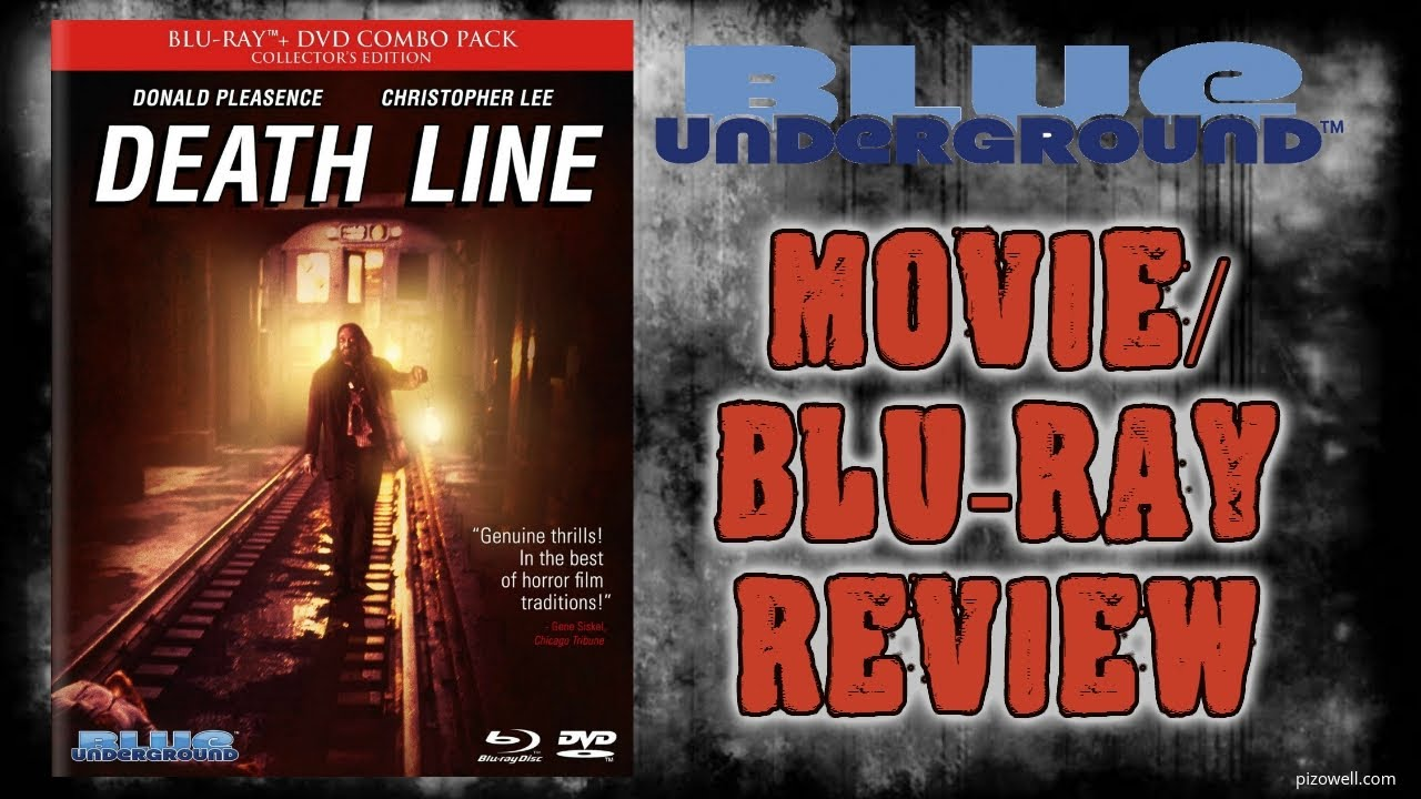 Download DEATH LINE/RAW MEAT (1972) - Movie/Blu-ray Review (Blue Underground)