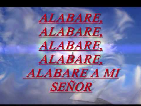 ALABARE A MI SENOR .wmv
