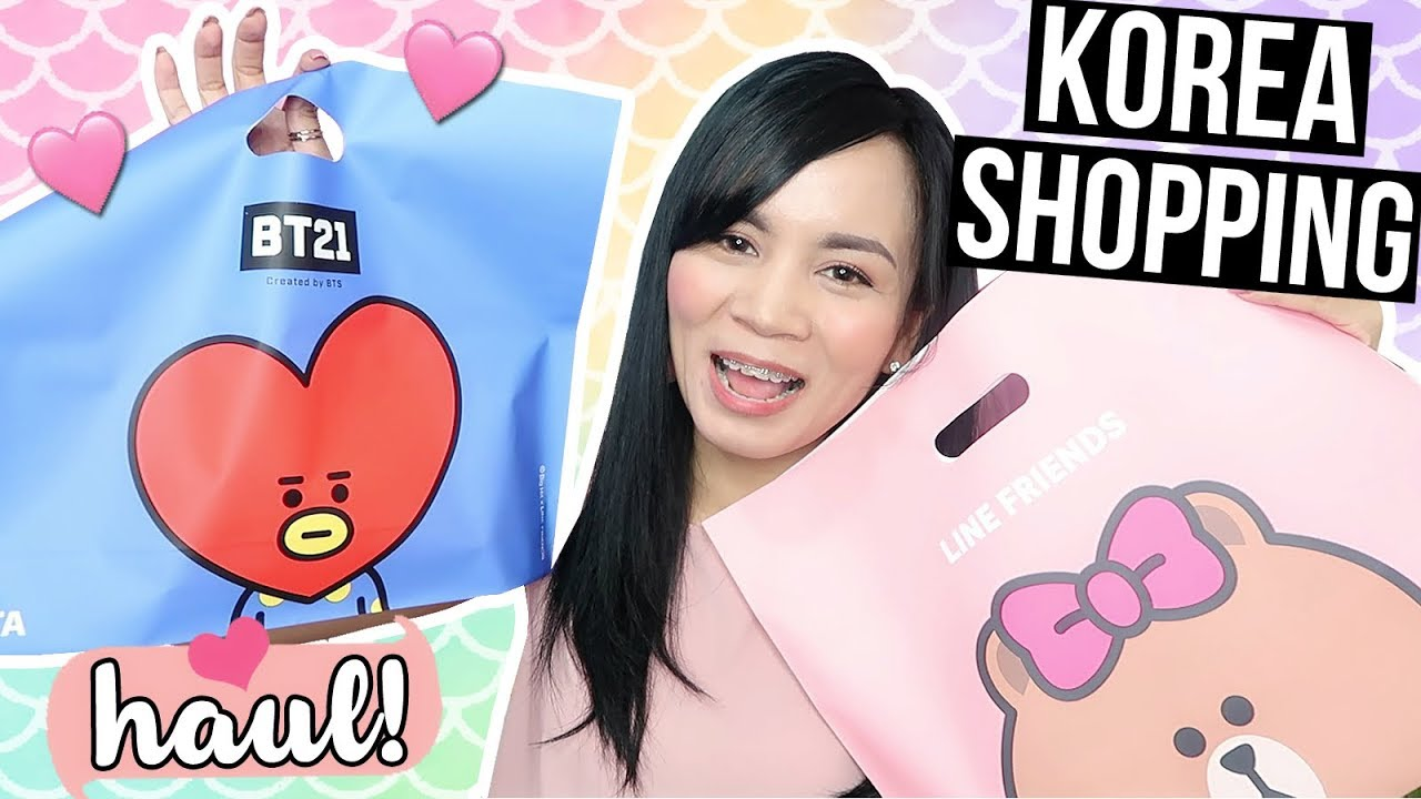 WHAT TO BUY IN KOREA on a BUDGET?! (Haul + Tips) | #KRinKorea