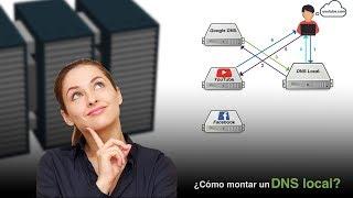 Cómo instalar un servidor DNS Local y acelerar las respuestas DNS