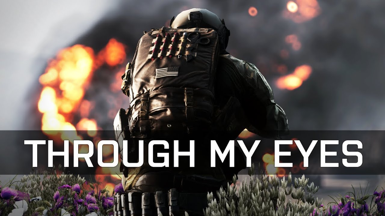 Battlefield 4 Through My Eyes - Cinematic Movie