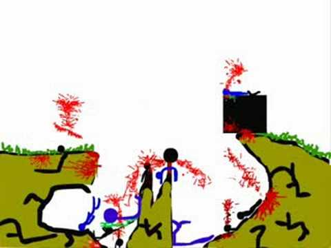 Blood Pit- flash