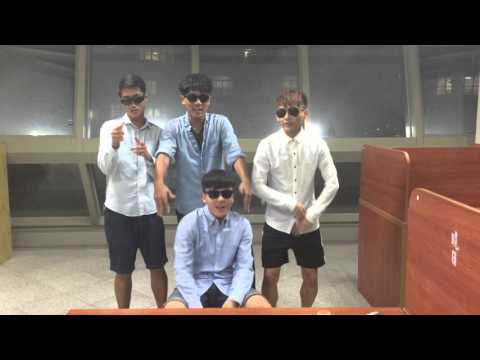 The Lazy Song (NTPU 2015 English Show )