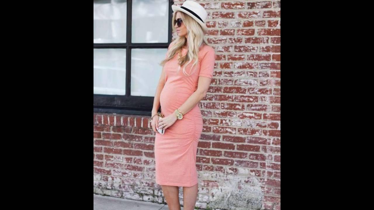 dfc57ef87 Ideas de vestidos de fiesta para embarazadas - YouTube