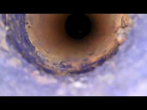 Bore-scope of Hot water tank inside - 2