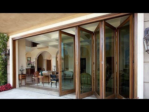 BI FOLD DOORS | BI FOLD DOORS INTERIOR | BI FOLD DOORS ROUGH OPENING    YouTube