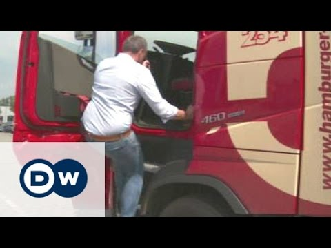 Refugees to fill truck driver shortage in Germany | Business