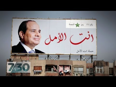 Egyptians Are Voting In A Presidential Election But The Outcome Is Already Certain