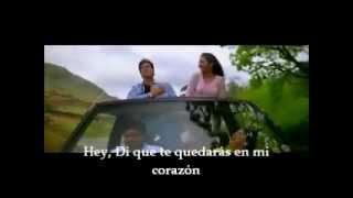 """Entre el amor y la amistad """"Mujhse Dosti Karoge""""subtitulado"""