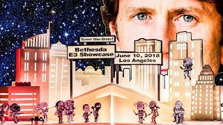 Is Something MASSIVE Coming From BGS? - Bethesda Announcing All The Juice BEFORE E3?...