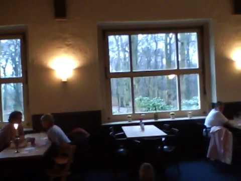 Rast in der Hülser Bergschänke und Besuch der dortigen Waldschule ...