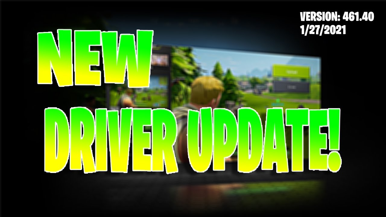 [OUTDATED] GeForce Game Ready Driver Update for NVIDIA GPU 1 27 2021